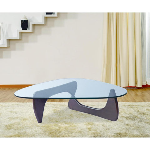 Fine Mod Imports FMI1119-darkwalnut Tribeca Coffee Table, Dark Walnut - Peazz.com - 7