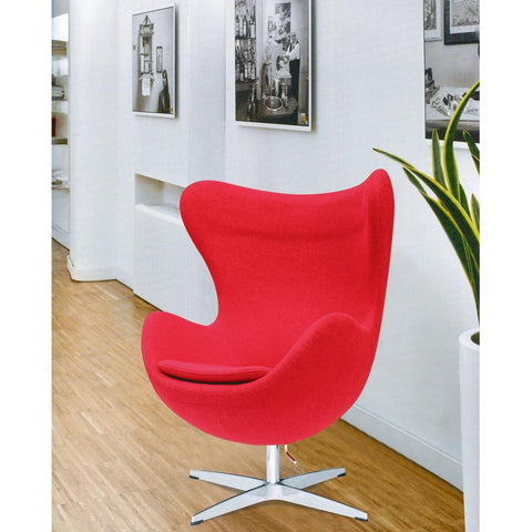 Fine Mod Imports FMI1129-red Inner Chair Fabric, Red - Peazz.com - 7