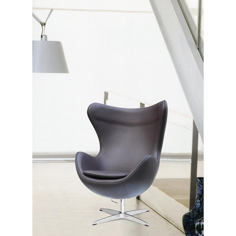 Fine Mod Imports FMI1131-dkbrown Inner Chair Leather, Brown - Peazz.com - 7