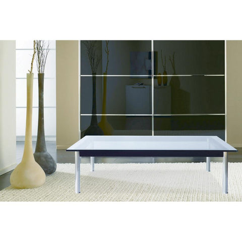 Fine Mod Imports FMI1204-48-clear Lc10 Coffee Table 48 Cube, Clear - Peazz.com - 7