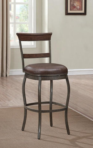 American Heritage Billiards 130179 Riverton Bar Height Stool