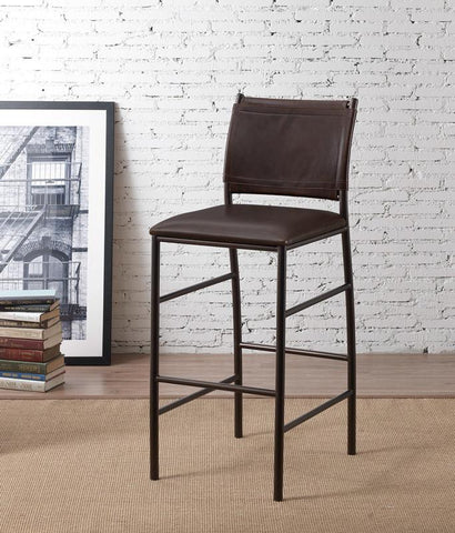 American Heritage Billiards 130182 Colton Bar Height Stool