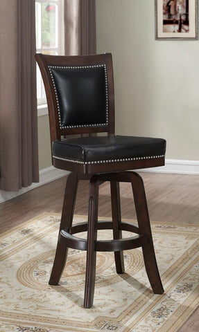 American Heritage Billiards 130184 Parker Bar Height Stool