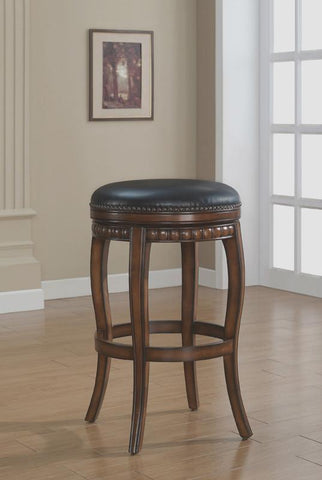 American Heritage Billiards 130187 Alonza Bar Height Stool in Navajo