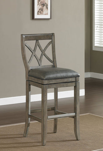 Hadley Extra Tall Stool in Glacier