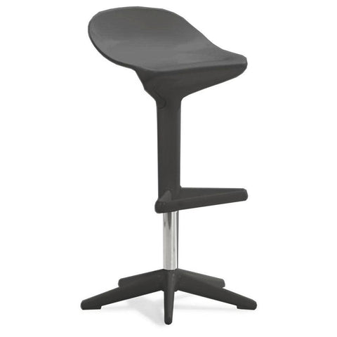 Fine Mod Imports FMI2016-black Different Bar Stool Chair, Black - Peazz Furniture