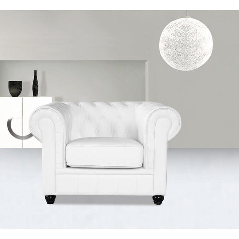 Fine Mod Imports FMI2198-white Chestfield Chair, White - Peazz.com - 7