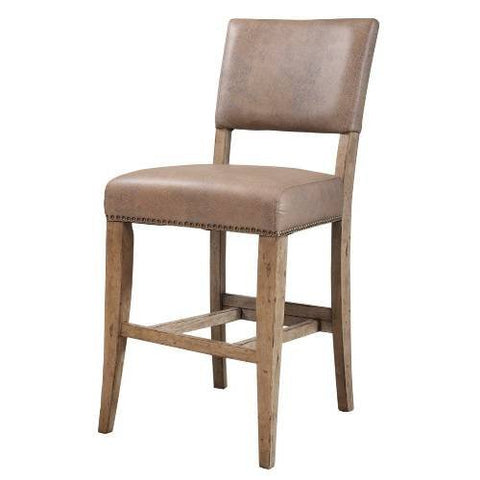 Hillsdale 4670-824 Charleston Parson Non-Swivel Stool - Set of 2