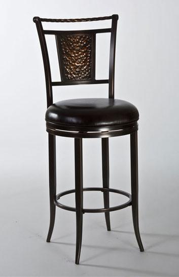 Hillsdale 5247-826 Parkside Swivel Counter Stool