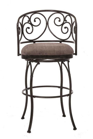 Hillsdale Furniture 5938-827 Carrington Swivel Counter Stool