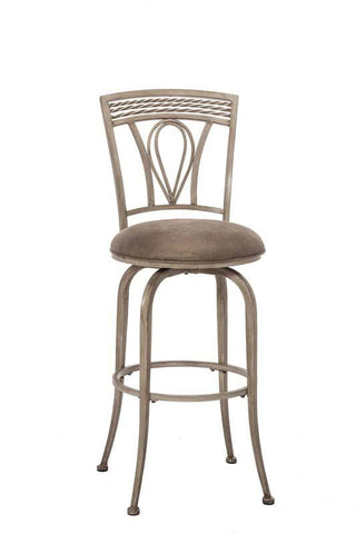 Hillsdale Furniture 5986-826 Napier Swivel Counter Stool