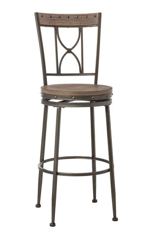 Hillsdale Furniture 5987-826 Paddock Swivel Counter Stool
