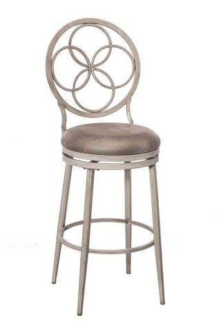 Hillsdale Furniture 5991-826 Donnelly Swivel Counter Stool