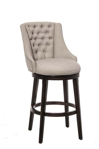 Hillsdale Furniture 5993-830 Halbrooke Swivel Bar Stool