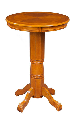 Boraam 71142 Florence Pub Table, Oak