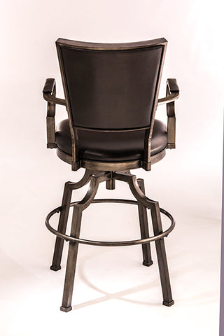 "Hillsdale 5763-830 30"" Castlebrook Swivel Bar Stool"