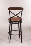 Hillsdale 5700-828 Henderson Swivel Counter Stool