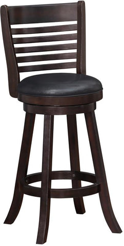 "Boraam 63629 29"" Tierra Swivel Bar Stool - BarstoolDirect.com - 2"