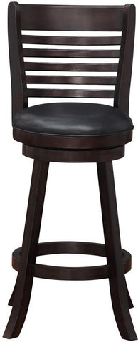 "Boraam 63629 29"" Tierra Swivel Bar Stool - BarstoolDirect.com - 1"