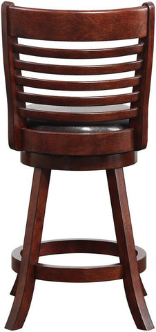 "Boraam 63724 24"" Tierra Swivel Counter Stool - BarstoolDirect.com - 4"
