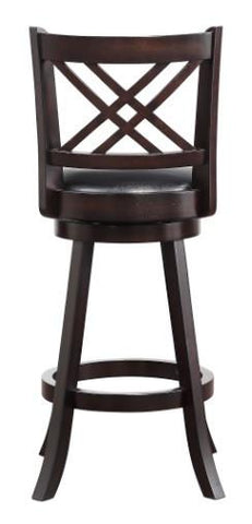 "Boraam 65629 29"" Porto Swivel Bar Stool - BarstoolDirect.com"
