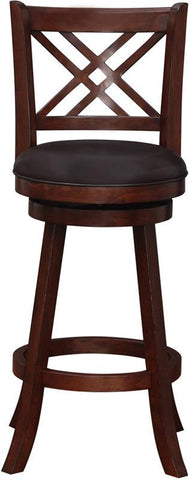 "Boraam 65729 29"" Porto Swivel Bar Stool - Peazz Furniture - 1"