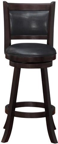 "Boraam 66629 29"" Rhea Swivel Bar Stool - Peazz Furniture - 1"