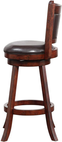 "Boraam 66729 29"" Rhea Swivel Bar Stool - BarstoolDirect.com - 3"