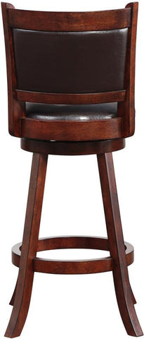 "Boraam 66729 29"" Rhea Swivel Bar Stool - BarstoolDirect.com - 1"