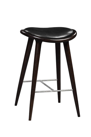Boraam 57129 Lucio Stool, Black