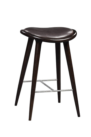 Boraam 57229 Lucio Stool, Brown