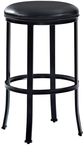 Crosley Furniture Cf520330bk Bk Windsor Bar Stool 30 Inch Black Wit