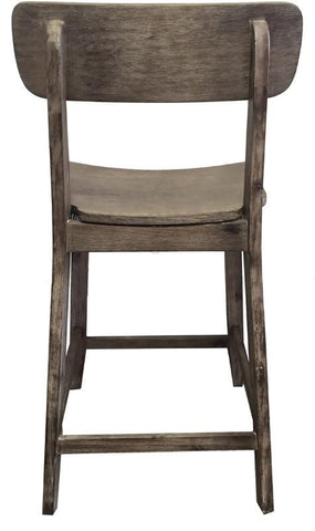 "Boraam 76724 24"" Torino Counter Stool - BarstoolDirect.com - 3"