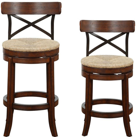 "Boraam 76824 24"" Myrtle Counter Stool - Peazz Furniture - 1"