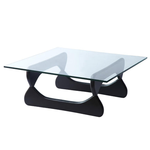 Fine Mod Imports FMI8005-black Guchi Coffee Table, Black - Peazz.com - 1