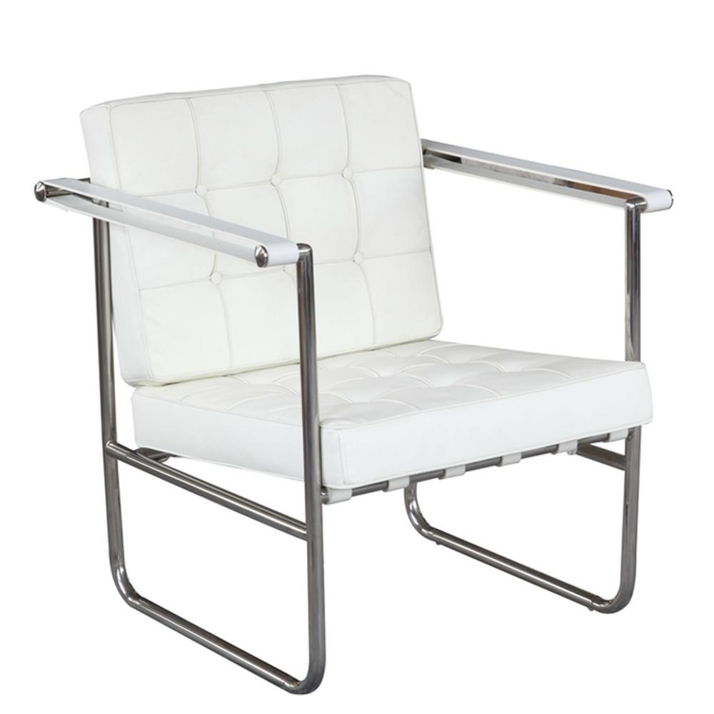 Chair White Celona 2083 Product Photo