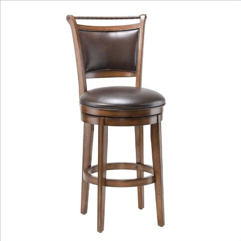 Hillsdale 4298-826S Calais Swivel Counter Stool