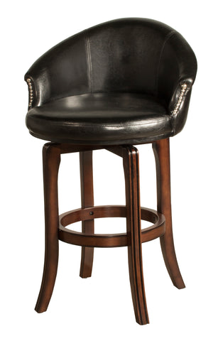 Hillsdale 5075-826 Dartford Swivel Counter Stool