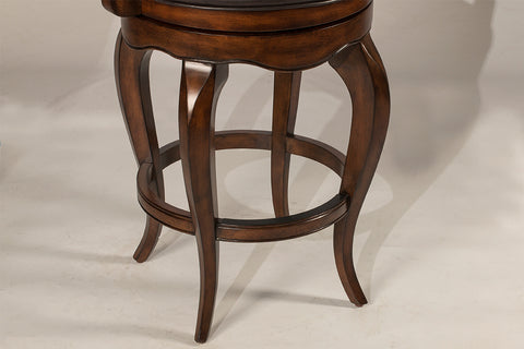 Hillsdale 5080-827 Eastwind Swivel Counter Stool