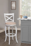 "Hillsdale Furniture 5304-826 Ellendale 26"" Swivel Counter Stool"