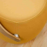 Mod Made MM-SW10001-Yellow Bucket Stool Chair with Handle - BarstoolDirect