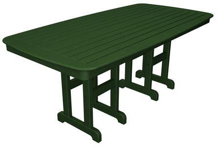 Dining Table Green Nautical 1886 Product Photo