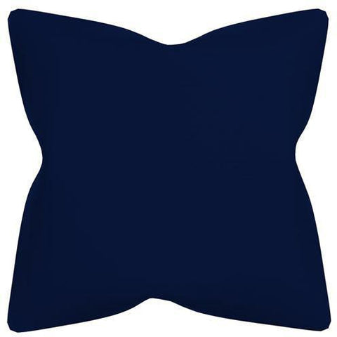 Polywood XPWP0067-5439 16 x 16 Outdoor Throw Pillow by Navy Finish - PolyFurnitureStore