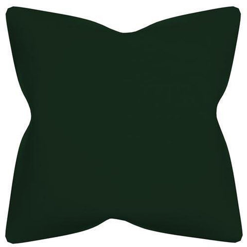 Polywood XPWP0067-5446 16 x 16 Outdoor Throw Pillow by Forest Green Finish - PolyFurnitureStore