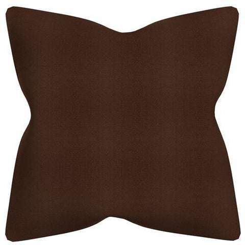 Polywood XPWP0067-8306 16 x 16 Outdoor Throw Pillow by Chili Finish - PolyFurnitureStore