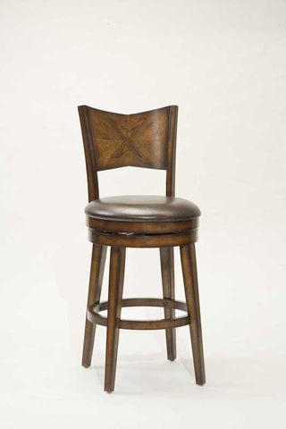 Hillsdale Jenkins 26.5 Inch Swivel Counter Stool 4477-826 - HillsdaleSuperStore