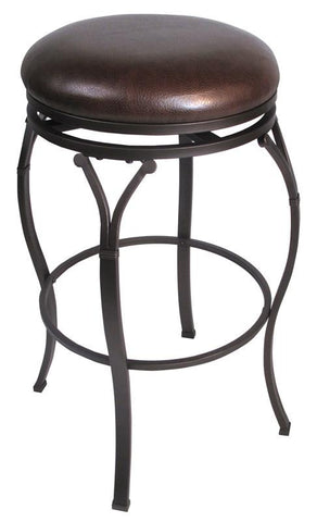 Hillsdale Lakeview Backless Barstool 4264-832 - HillsdaleSuperStore
