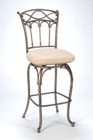 "Hillsdale Kendall 26"" Barstool 4708-827 - HillsdaleSuperStore"
