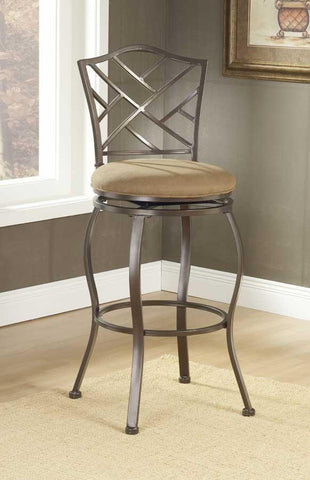 Hillsdale Brookside Hanover Swivel Counter Stool 4815-843 - HillsdaleSuperStore