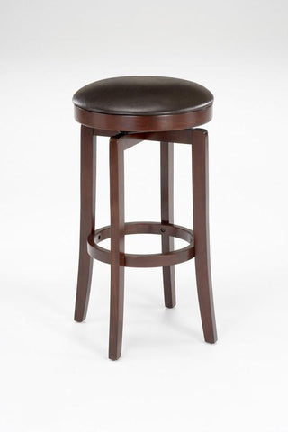 "Hillsdale Malone Backless 25"" Swivel Counter Stool 63455-826 - HillsdaleSuperStore"